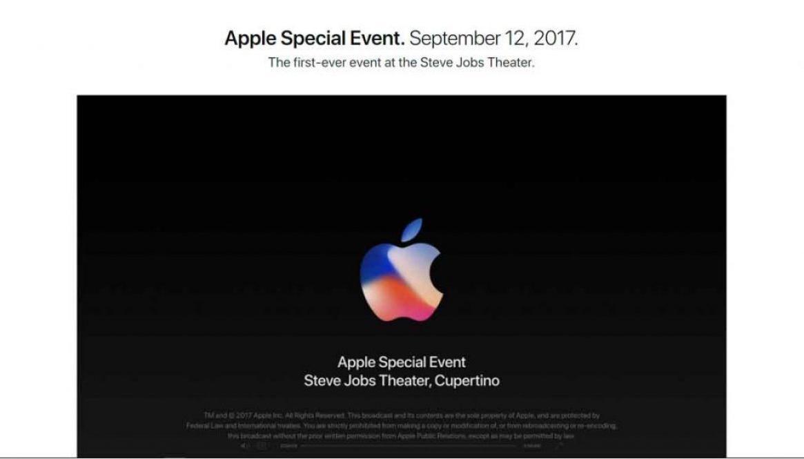 Beitragsbild Apple Special Event