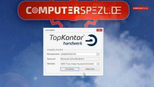 TopKontor Handwerk 6 | Überblick | Mandanten- und Benutzerverwaltung